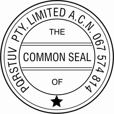 Common Seal No. 5