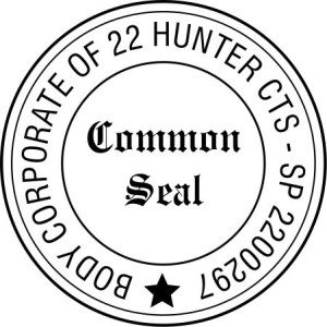 Common Seal No. 6