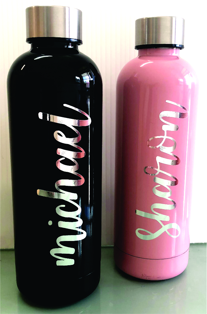 WATER BOTTLE  $33.00 incl gst.