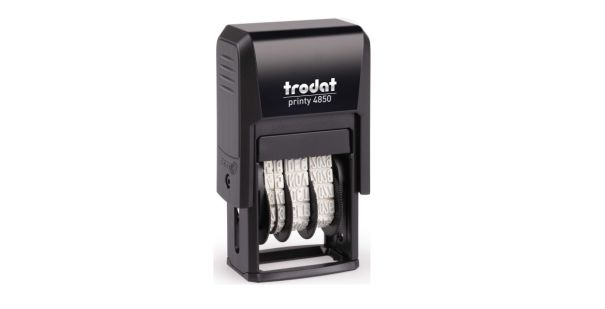 DATER STYLE 7 - Self Inking